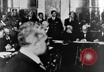 Image of Woodrow Wilson Paris France, 1919, second 29 stock footage video 65675052477