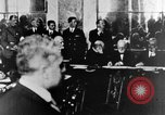 Image of Woodrow Wilson Paris France, 1919, second 30 stock footage video 65675052477