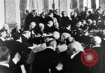 Image of Woodrow Wilson Paris France, 1919, second 32 stock footage video 65675052477
