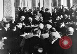 Image of Woodrow Wilson Paris France, 1919, second 33 stock footage video 65675052477