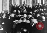 Image of Woodrow Wilson Paris France, 1919, second 34 stock footage video 65675052477