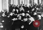 Image of Woodrow Wilson Paris France, 1919, second 37 stock footage video 65675052477