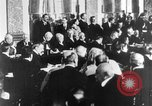 Image of Woodrow Wilson Paris France, 1919, second 38 stock footage video 65675052477