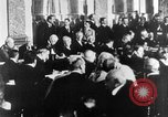 Image of Woodrow Wilson Paris France, 1919, second 39 stock footage video 65675052477