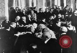 Image of Woodrow Wilson Paris France, 1919, second 40 stock footage video 65675052477