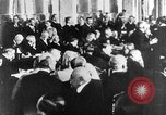 Image of Woodrow Wilson Paris France, 1919, second 41 stock footage video 65675052477