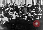 Image of Woodrow Wilson Paris France, 1919, second 46 stock footage video 65675052477