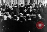 Image of Woodrow Wilson Paris France, 1919, second 47 stock footage video 65675052477