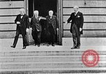 Image of Woodrow Wilson Paris France, 1919, second 50 stock footage video 65675052477