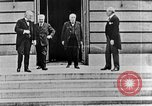 Image of Woodrow Wilson Paris France, 1919, second 51 stock footage video 65675052477