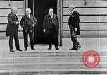 Image of Woodrow Wilson Paris France, 1919, second 52 stock footage video 65675052477