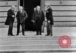 Image of Woodrow Wilson Paris France, 1919, second 53 stock footage video 65675052477