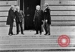 Image of Woodrow Wilson Paris France, 1919, second 54 stock footage video 65675052477