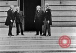 Image of Woodrow Wilson Paris France, 1919, second 57 stock footage video 65675052477