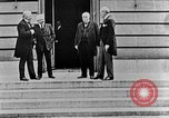 Image of Woodrow Wilson Paris France, 1919, second 58 stock footage video 65675052477