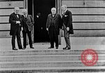 Image of Woodrow Wilson Paris France, 1919, second 59 stock footage video 65675052477