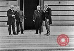 Image of Woodrow Wilson Paris France, 1919, second 60 stock footage video 65675052477