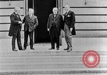 Image of Woodrow Wilson Paris France, 1919, second 62 stock footage video 65675052477