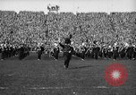 Image of First football game in 1927 at new Michigan Stadium Ann Arbor Michigan USA, 1927, second 12 stock footage video 65675052490
