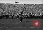 Image of First football game in 1927 at new Michigan Stadium Ann Arbor Michigan USA, 1927, second 13 stock footage video 65675052490