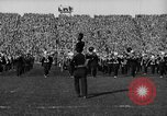 Image of First football game in 1927 at new Michigan Stadium Ann Arbor Michigan USA, 1927, second 17 stock footage video 65675052490