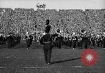 Image of First football game in 1927 at new Michigan Stadium Ann Arbor Michigan USA, 1927, second 18 stock footage video 65675052490