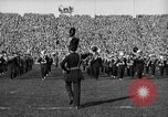 Image of First football game in 1927 at new Michigan Stadium Ann Arbor Michigan USA, 1927, second 19 stock footage video 65675052490