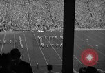 Image of First football game in 1927 at new Michigan Stadium Ann Arbor Michigan USA, 1927, second 20 stock footage video 65675052490