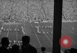 Image of First football game in 1927 at new Michigan Stadium Ann Arbor Michigan USA, 1927, second 21 stock footage video 65675052490