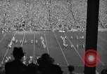 Image of First football game in 1927 at new Michigan Stadium Ann Arbor Michigan USA, 1927, second 22 stock footage video 65675052490