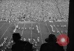 Image of First football game in 1927 at new Michigan Stadium Ann Arbor Michigan USA, 1927, second 23 stock footage video 65675052490