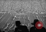 Image of First football game in 1927 at new Michigan Stadium Ann Arbor Michigan USA, 1927, second 24 stock footage video 65675052490