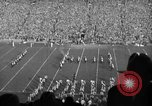 Image of First football game in 1927 at new Michigan Stadium Ann Arbor Michigan USA, 1927, second 25 stock footage video 65675052490