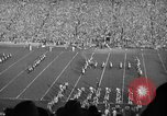 Image of First football game in 1927 at new Michigan Stadium Ann Arbor Michigan USA, 1927, second 26 stock footage video 65675052490