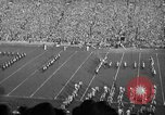 Image of First football game in 1927 at new Michigan Stadium Ann Arbor Michigan USA, 1927, second 27 stock footage video 65675052490