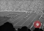 Image of First football game in 1927 at new Michigan Stadium Ann Arbor Michigan USA, 1927, second 30 stock footage video 65675052490