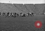 Image of First football game in 1927 at new Michigan Stadium Ann Arbor Michigan USA, 1927, second 33 stock footage video 65675052490
