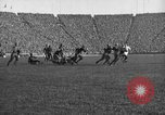 Image of First football game in 1927 at new Michigan Stadium Ann Arbor Michigan USA, 1927, second 35 stock footage video 65675052490