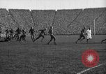 Image of First football game in 1927 at new Michigan Stadium Ann Arbor Michigan USA, 1927, second 37 stock footage video 65675052490