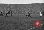 Image of First football game in 1927 at new Michigan Stadium Ann Arbor Michigan USA, 1927, second 38 stock footage video 65675052490