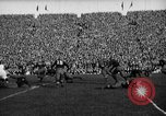 Image of First football game in 1927 at new Michigan Stadium Ann Arbor Michigan USA, 1927, second 44 stock footage video 65675052490