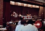 Image of Red Cross workers United States USA, 1972, second 2 stock footage video 65675052497