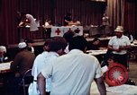 Image of Red Cross workers United States USA, 1972, second 6 stock footage video 65675052497