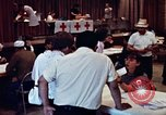 Image of Red Cross workers United States USA, 1972, second 7 stock footage video 65675052497