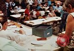 Image of Red Cross workers United States USA, 1972, second 28 stock footage video 65675052497