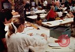 Image of Red Cross workers United States USA, 1972, second 32 stock footage video 65675052497
