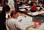 Image of Red Cross workers United States USA, 1972, second 33 stock footage video 65675052497