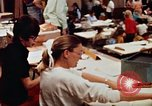Image of Red Cross workers United States USA, 1972, second 34 stock footage video 65675052497