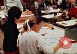 Image of Red Cross workers United States USA, 1972, second 36 stock footage video 65675052497