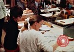 Image of Red Cross workers United States USA, 1972, second 37 stock footage video 65675052497
